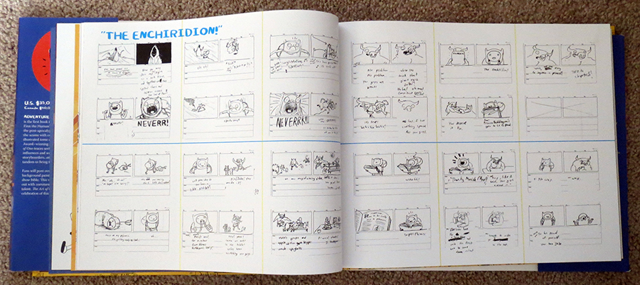 Art Book Review Adventure Time The Art Of Ooo