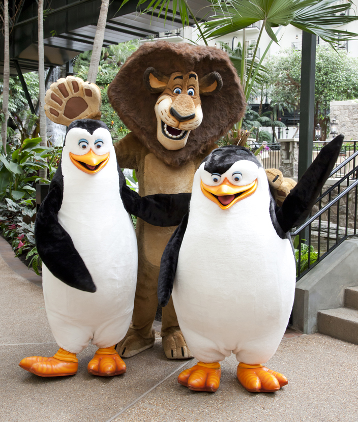 DreamWorks Characters Coming to NJ Meadowlands Amusement Park | Rotoscopers