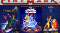 According to a report on the entertainment website Deadline, the popular movie theater chain Cinemark will be showing classic Disney entertainment features this weekend only.  Only 24 theaters across the […]