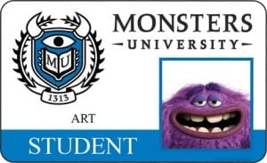 meet-the-class-of-monsters-university-art-student-id-card