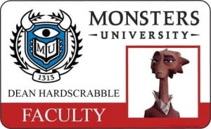 meet-the-class-of-monsters-university-dean-hardscrabble-faculty-id-card