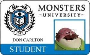 meet-the-class-of-monsters-university-don-carlton-student-id-card