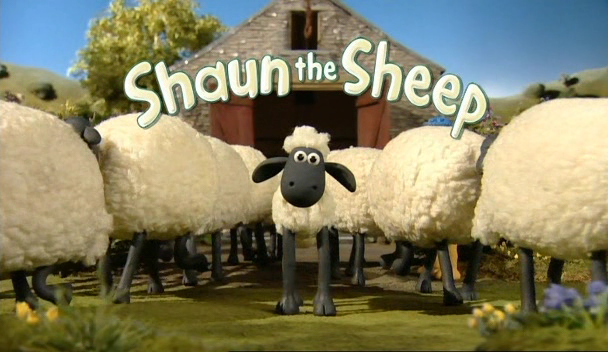 KUMPULAN GAMBAR SHAUN THE SHEEP