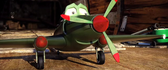 With Disney'sPlanes due out on August 9th, and already garnering good reviews (our very own Chealsea Robson and Morgan Stradling reviewed a test screening), it's no surprise that there would […]