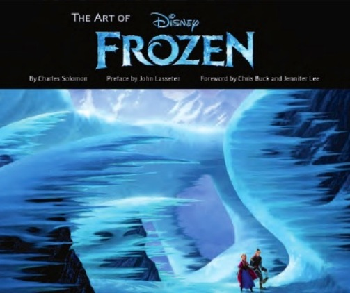 the-art-of-frozen-cover-disney