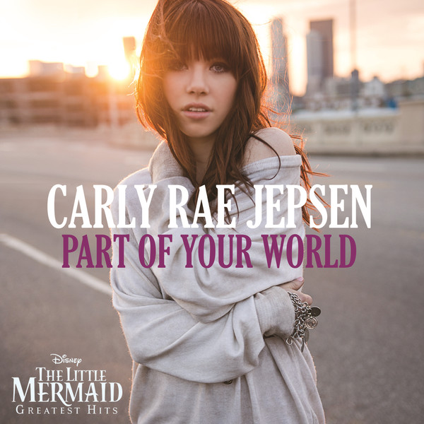 "To help promote Disney's upcoming re-release of The Little Mermaid on Diamond Edition Blu-ray, pop singer Carly Rae Jepsen has just released her cover of the classic song, ""Part of […]"