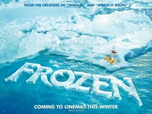 Frozen-Teaser-Poster-Olaf
