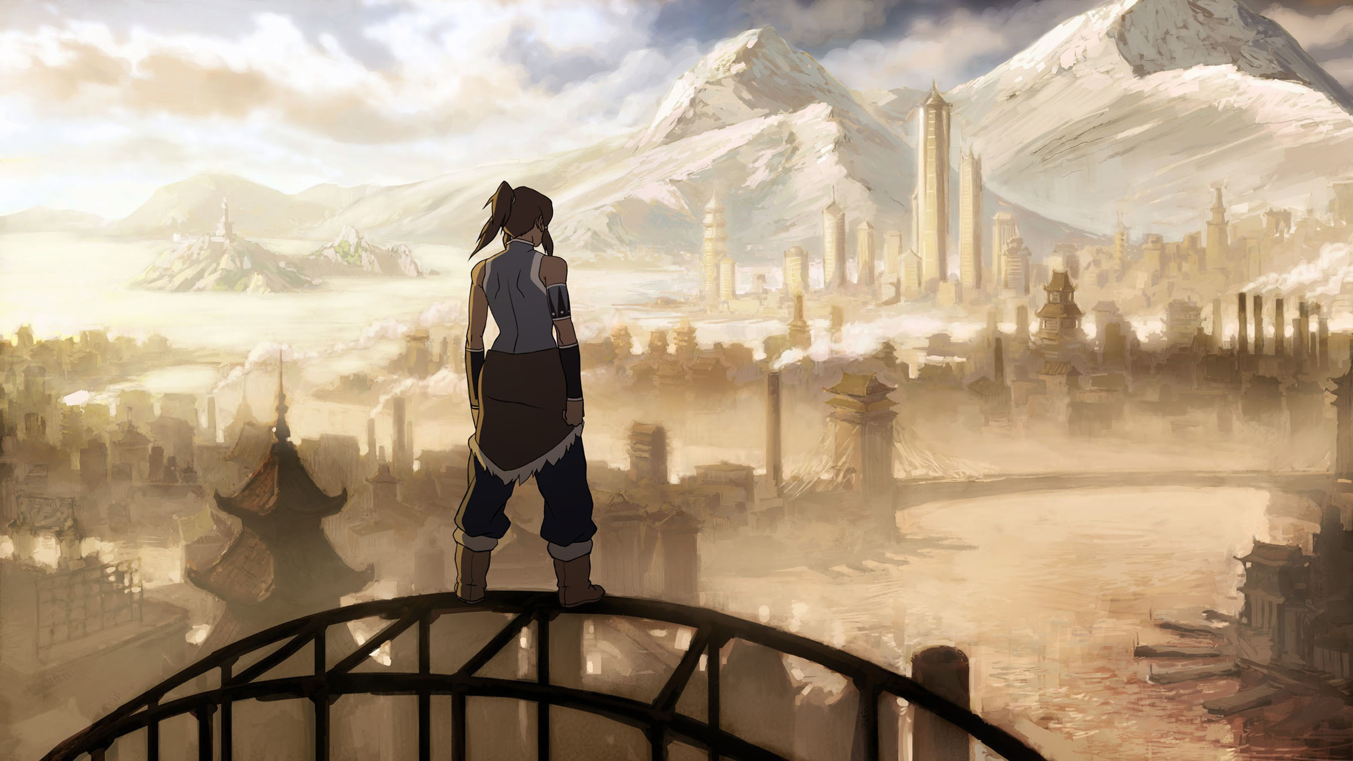 The Legend of Korra' Is Amazing, But...