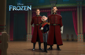 Frozen-Duke