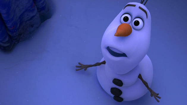 0Olaf Snowman Frozen Wallpaper