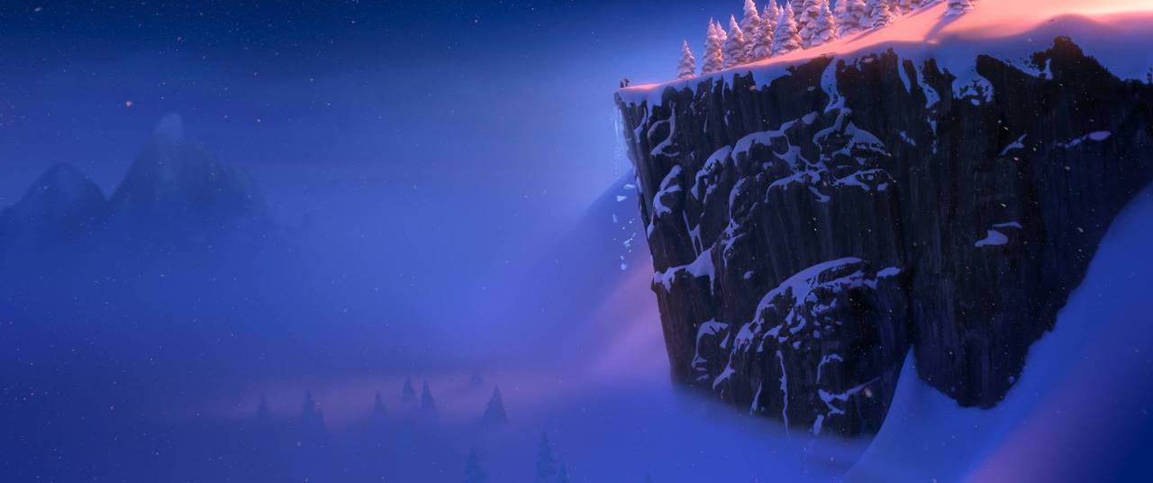 frozen-cliff-disney