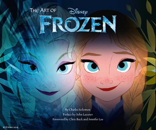 art-of-frozen-cover