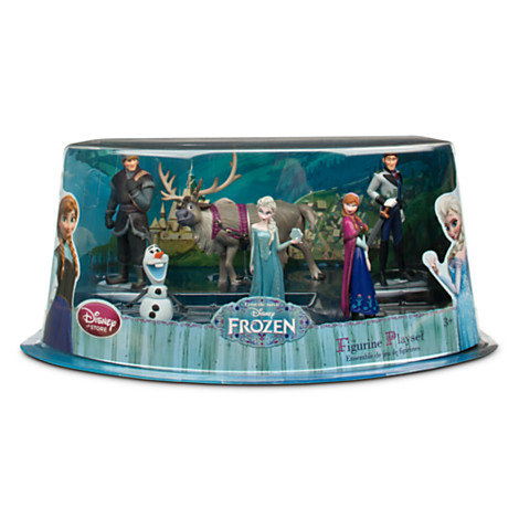 Frozen-Disney-Store-Playset