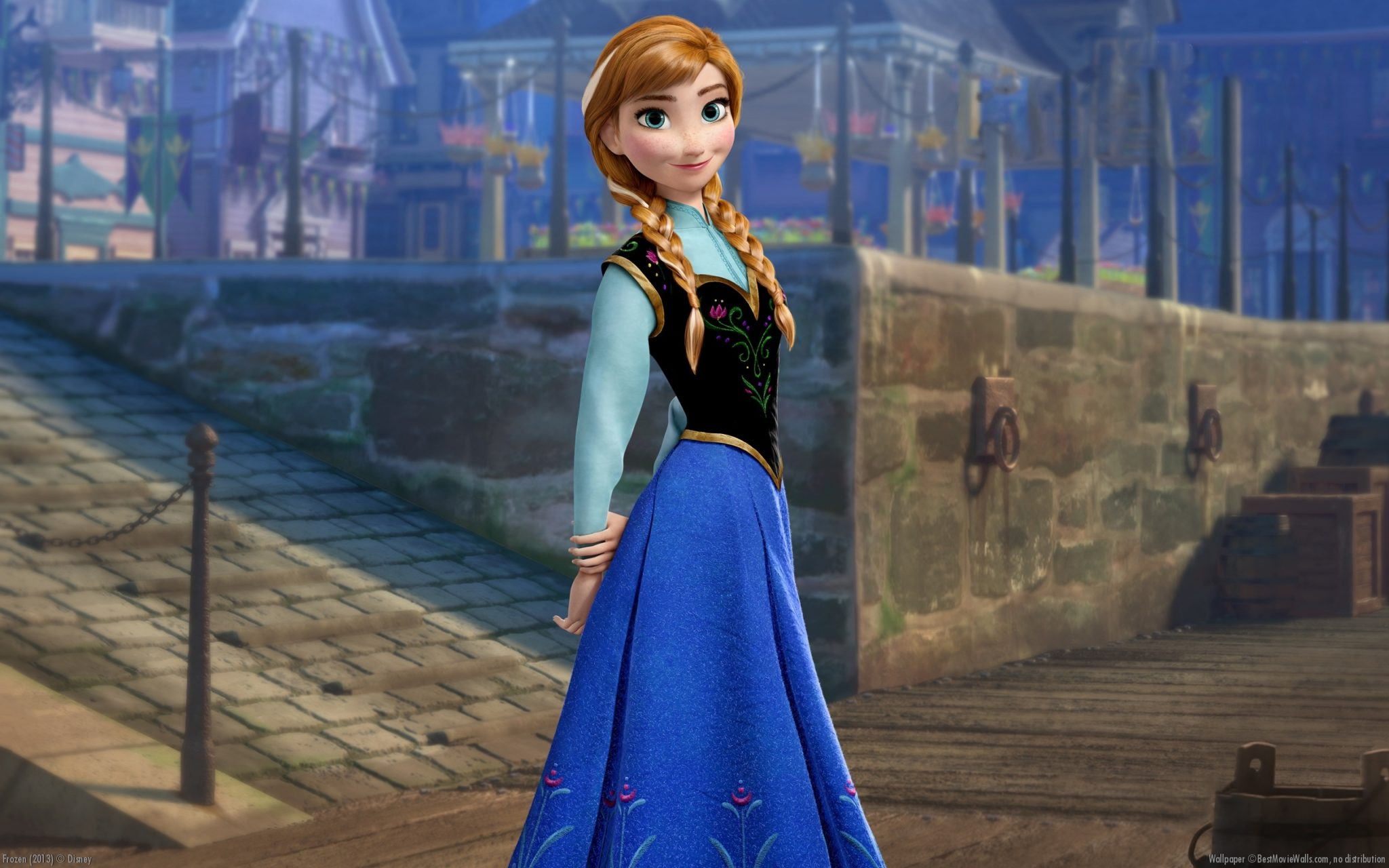 The Most Amazing & Best 'Frozen' Wallpapers On The Web ...