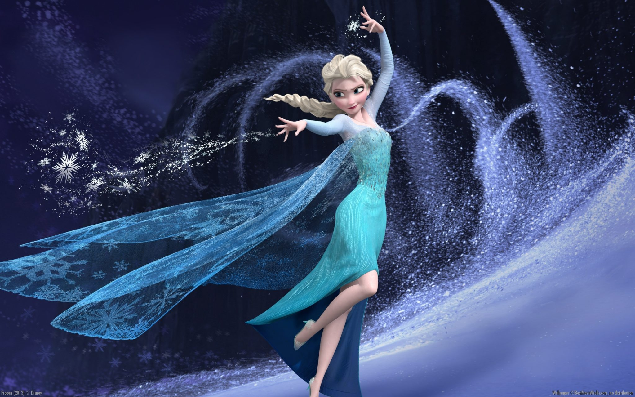 the most amazing & best 'frozen' wallpapers on the web | rotoscopers