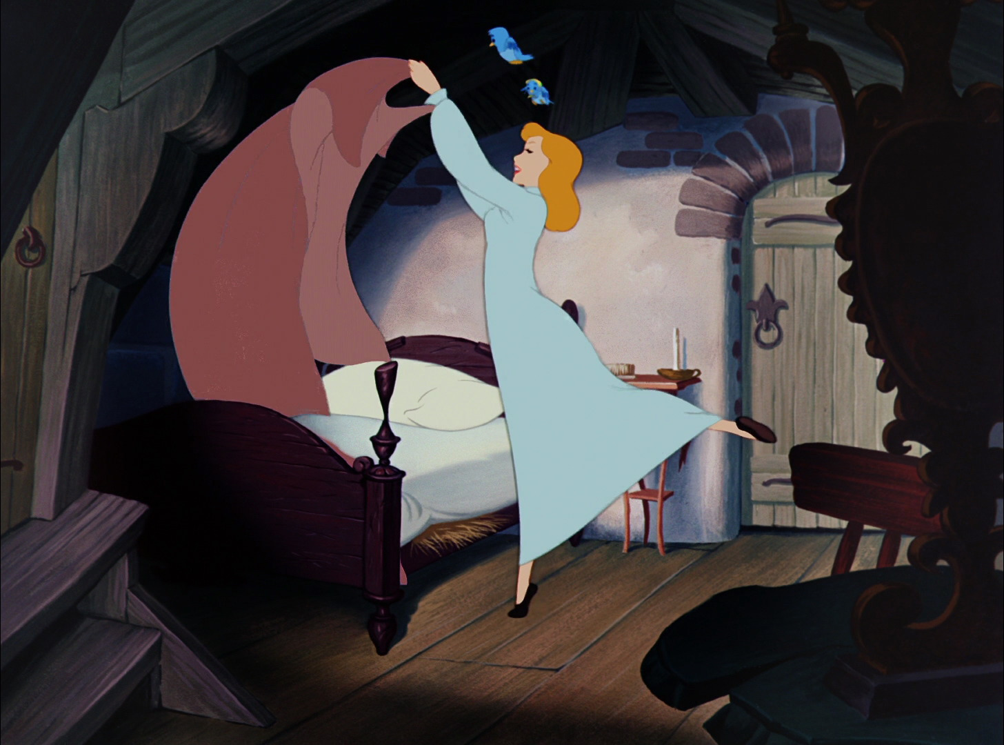 Princess Profiles Cinderella Rotoscopers