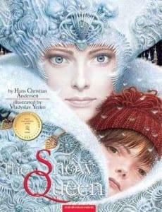 snow-queen-yerko-cover