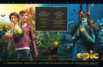 Epic for your consideration poster