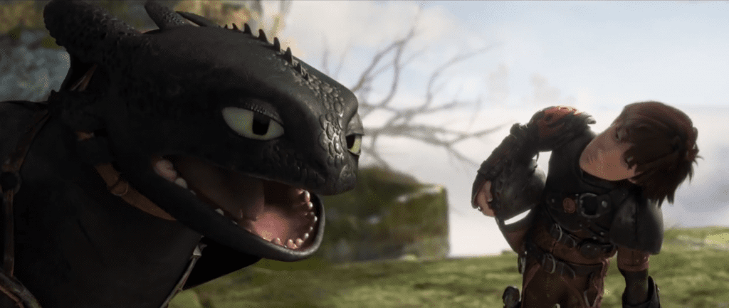 how to train a dragon 2 trailer 1