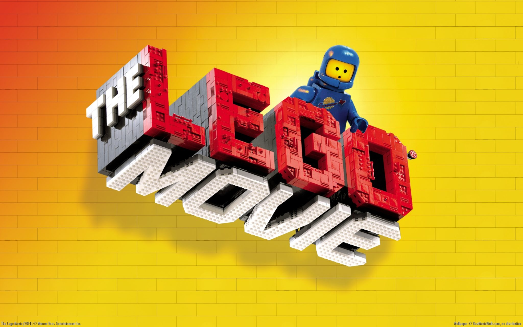 The Coolest & Most Awesome 'The Lego Movie' Wallpapers On