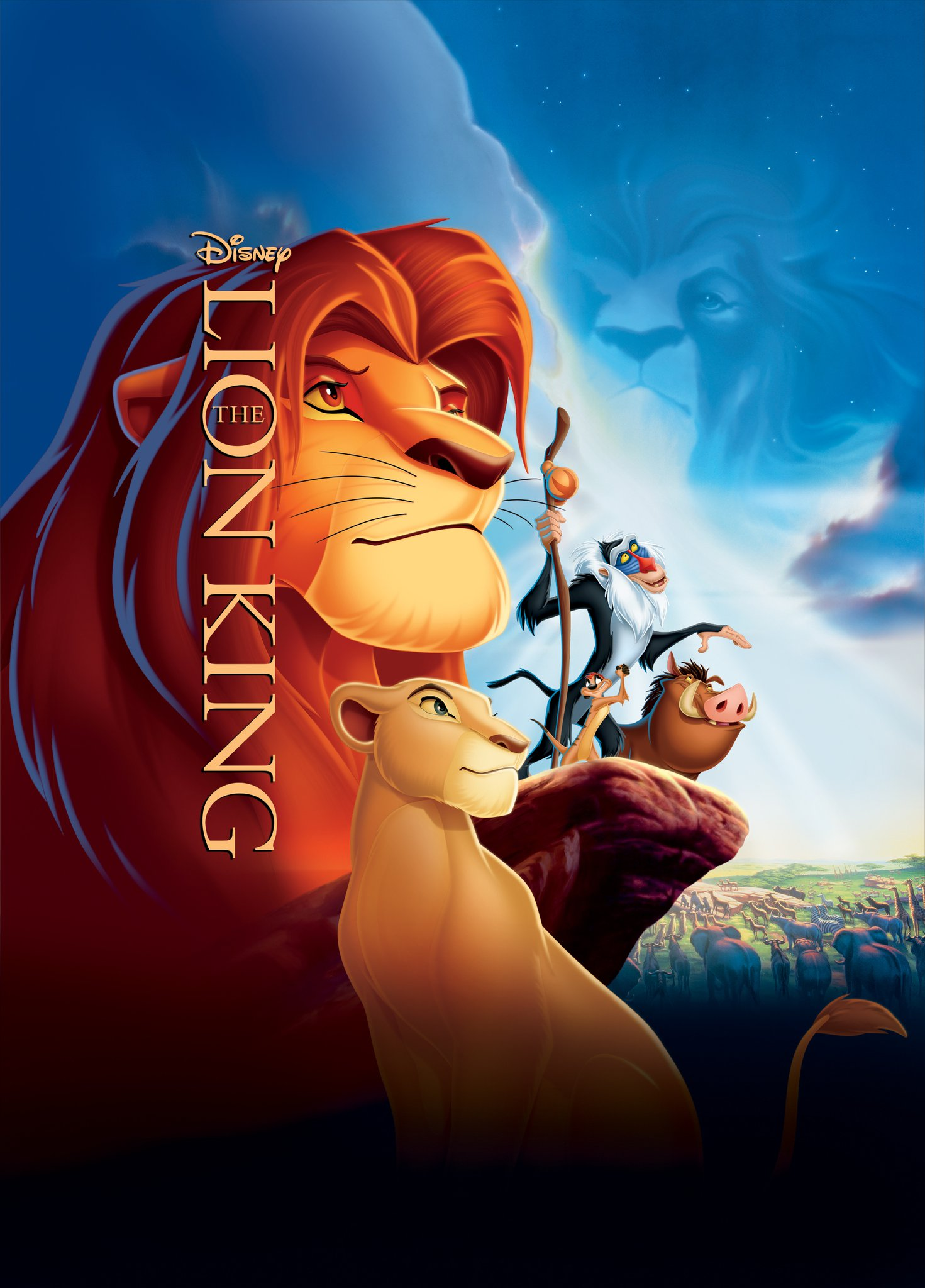 The-Lion-King-Poster | Rotoscopers