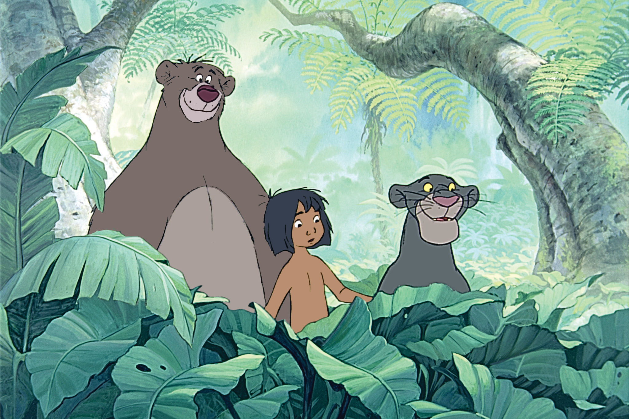 [REVIEW] 'The Jungle Book' Blu-ray Offers the Bare ...