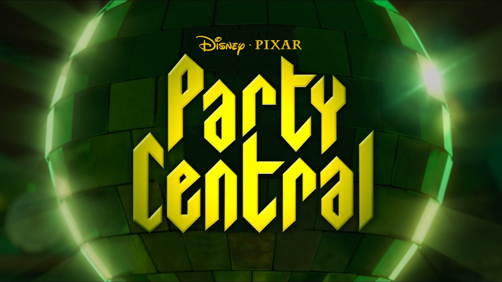 mike sulley are stealing the party in new party central clip