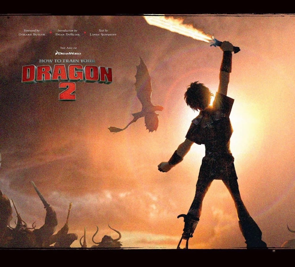 ART BOOK REVIEW The Art of How to Train Your Dragon 2  Rotoscopers