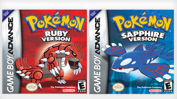 Pokémon Ruby and Sapphire Remakes Coming This November