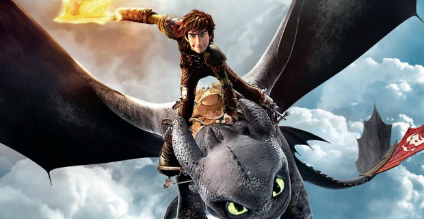 Dark horse and dreamworks team up for how to train your dragon how to train your dragon 2 trailer ccuart Images