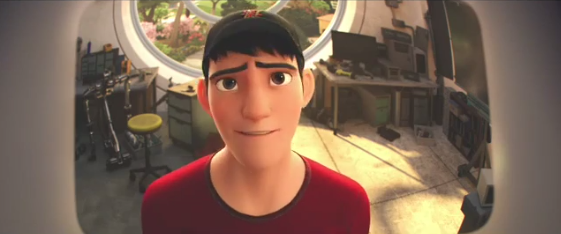 Big hero 6 credits scene they are not only books - Japanese Teaser Trailer Big Hero 6 Tadashi