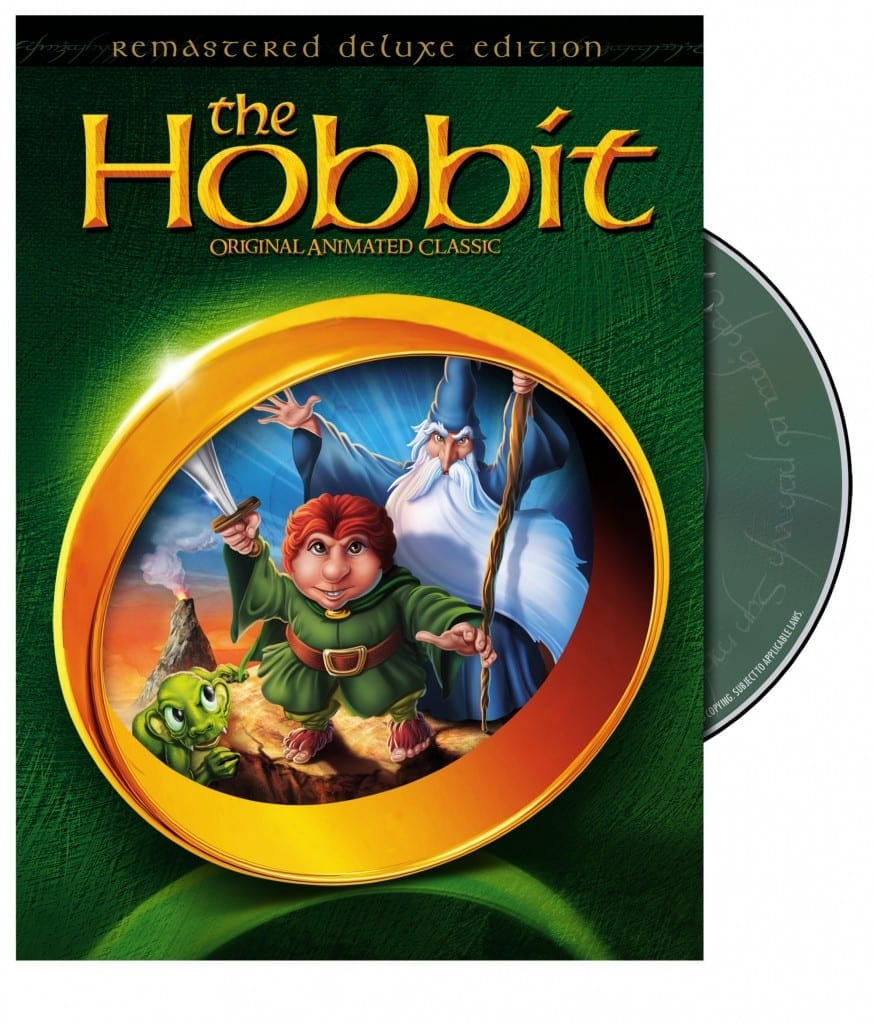 The Lord Of The Rings Animated Deluxe Edition