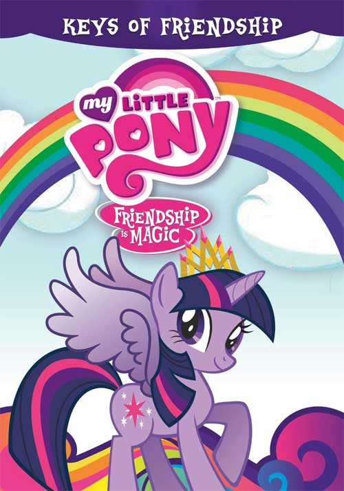 REVIEW] My Little Pony Friendship is Magic: Keys of Friendship ...