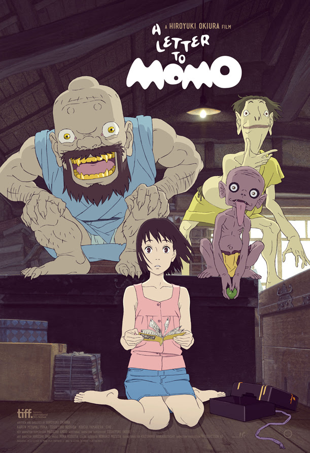 A Letter To Momo 2011
