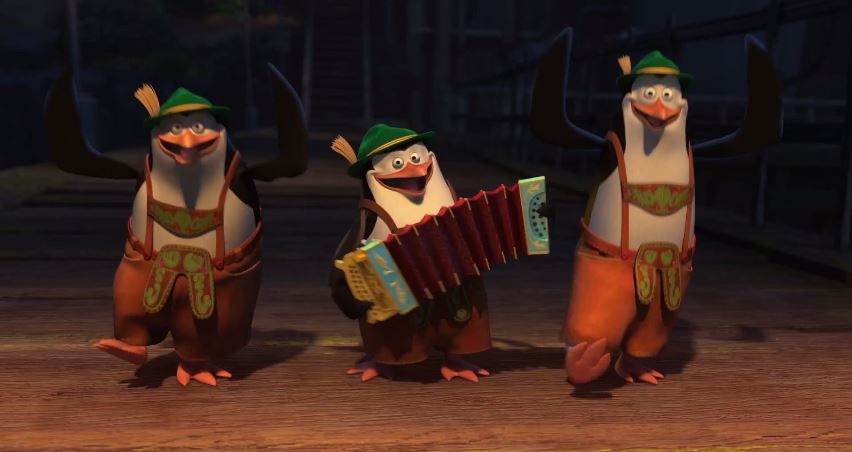 penguins-german