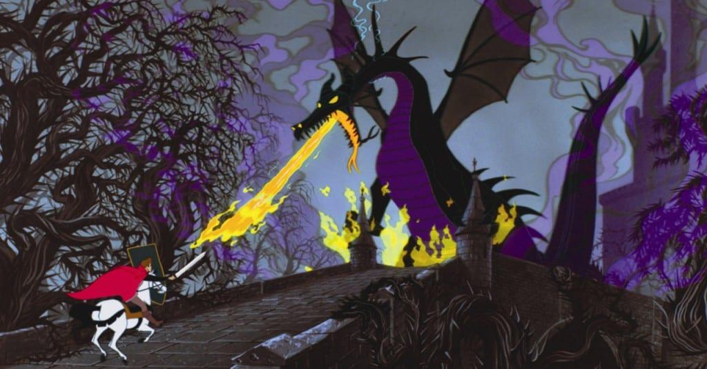 Maleficent-Dragon