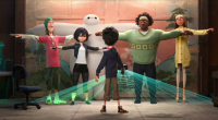 After just taking home the animation crown, the Blu-ray release of Disney's Big Hero 6 gives the world a chance to fall in love with this film (and it's huggable robot) all over […]