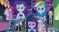 The incredibly successful My Little Pony: Friendship is Magic franchise is releasing its second feature-length animated spin-off film in just a few weeks. To celebrate My Little Pony Equestria Girls: Rainbow Rocks, Hasbro […]