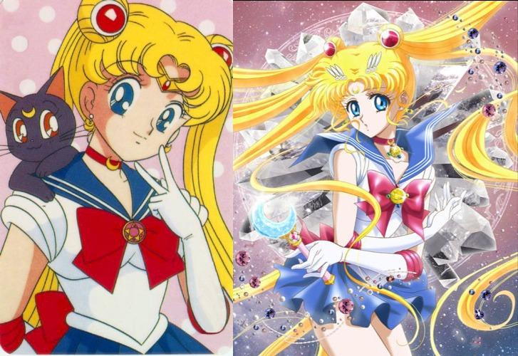 Sailor Moon? and ?Sailor Moon Crystal? Blu-ray Set Details