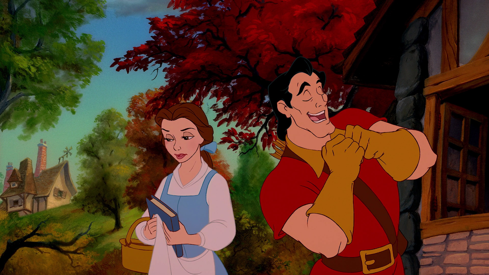"New BEAUTY AND THE BEAST Clip Shows Manly Footage from ""Gaston"""