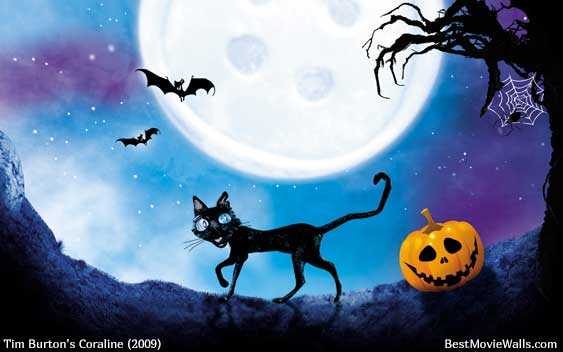 The Best Halloween Animation Wallpapers on the Web | Rotoscopers