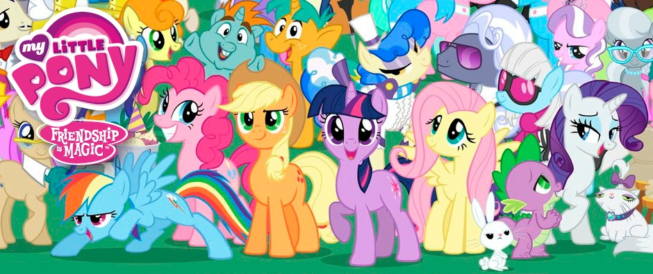 The My Little Pony Movie' Cast, Director, and Release Date ...