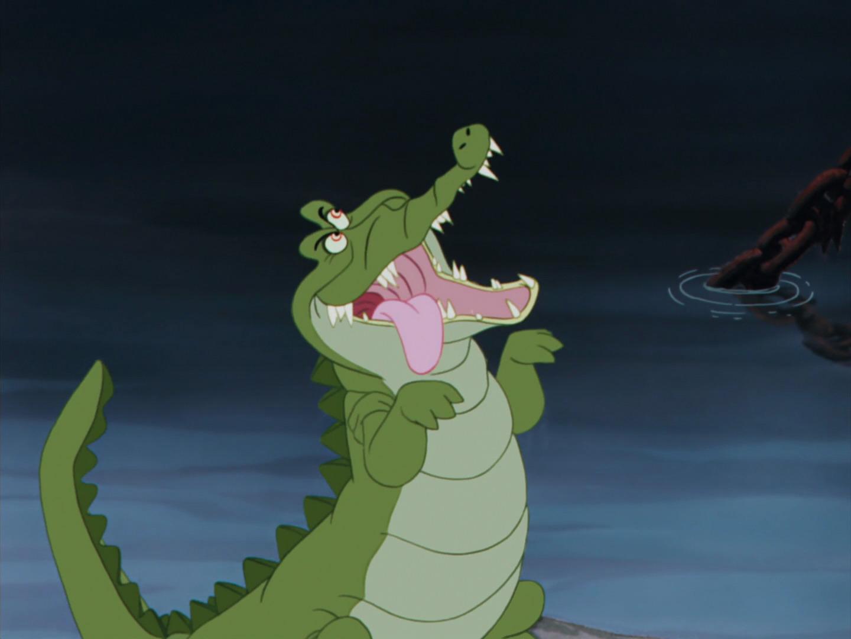 captain hook krokodil