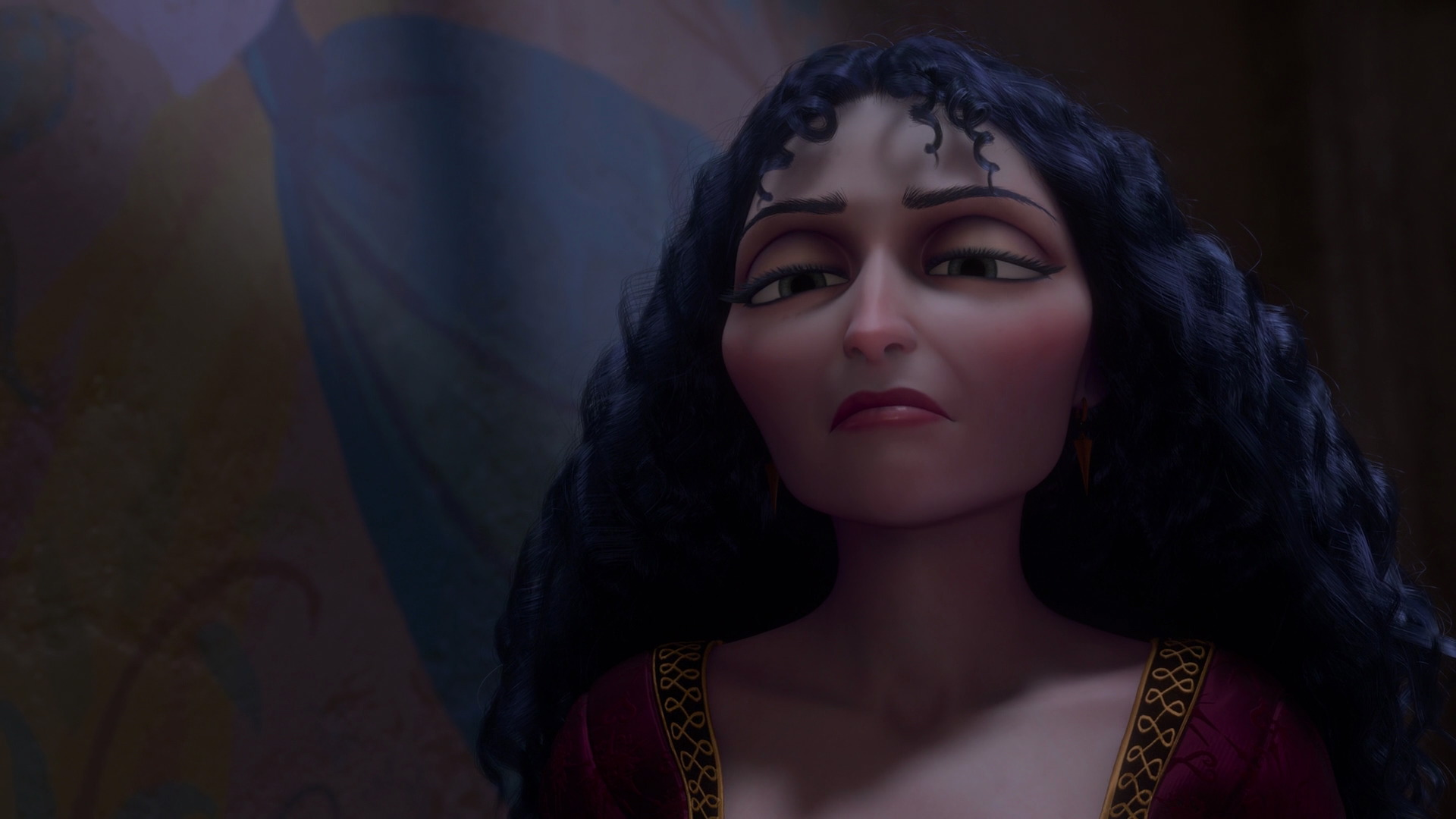 Disney tangled mother gothel
