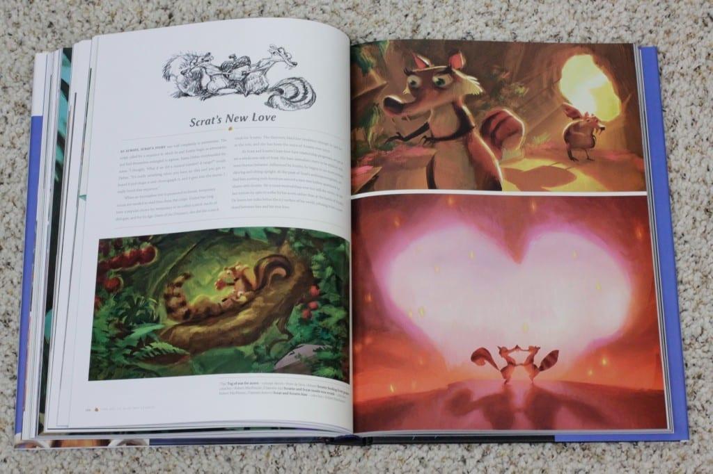 Art Book Review The Art Of Blue Sky Studios Rotoscopers