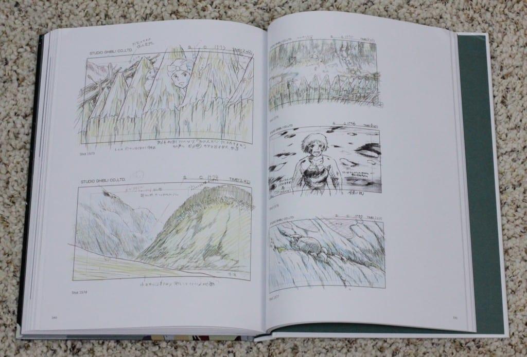Art Book Review The Art Of Princess Mononoke Rotoscopers