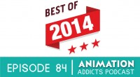 Welcome to the Animation Addicts Best of 2014 show! This episode is our celebration of the best that 2014 had to offer in animation and the Animation Addicts podcast. Highlights […]