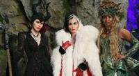 Once Upon a Time returns from its winter slumber this Sunday, March 1, at 8 p.m. EST on ABC. Ready to welcome three iconic animated villainesses to the show, the […]