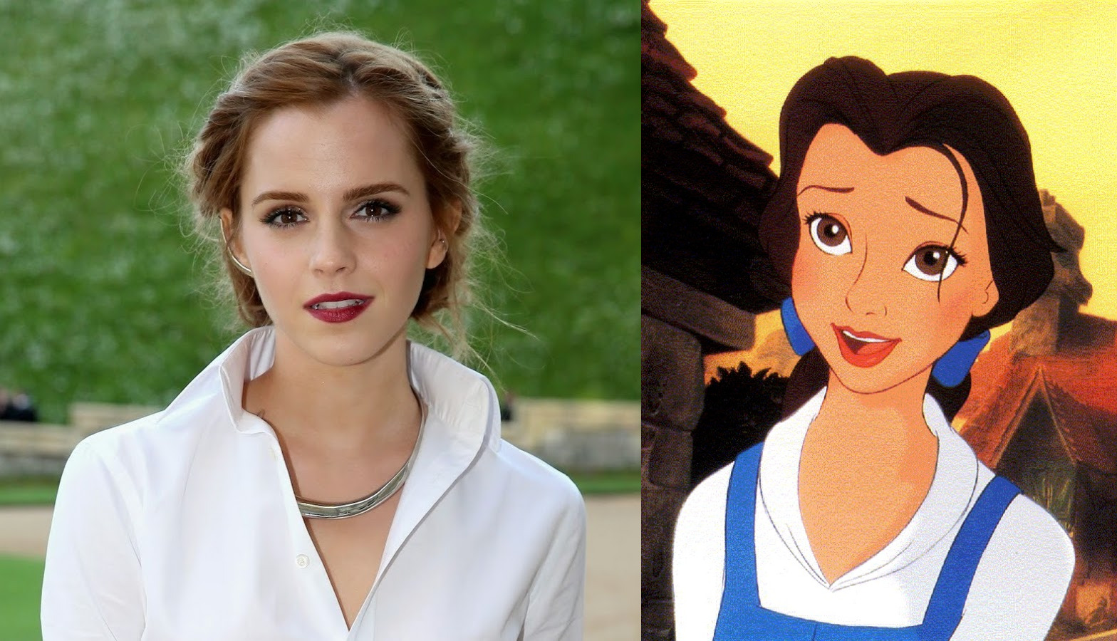 Emma Watson Joins Disneys Live Action Beauty And The Beast As