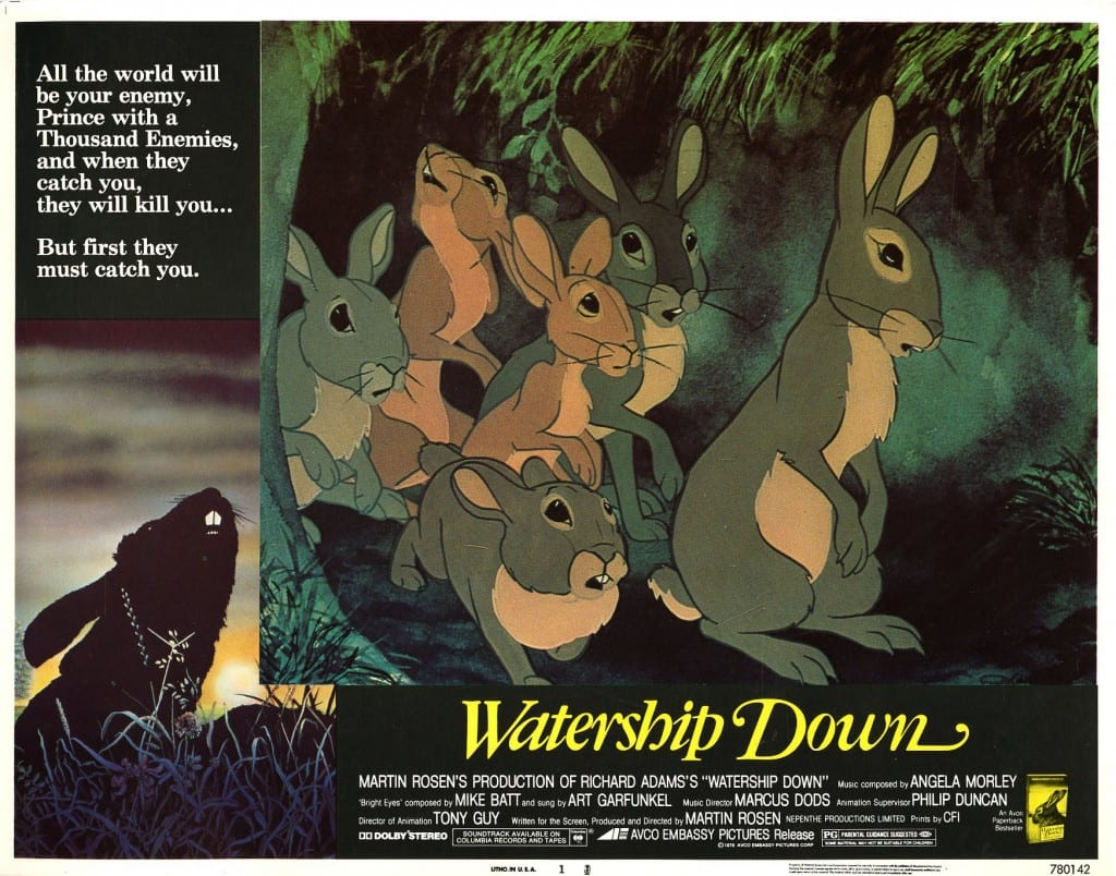watership down review